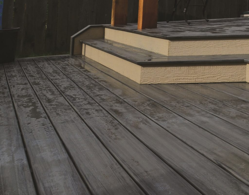 Outdoor deck tiles composite for Garden decking squares