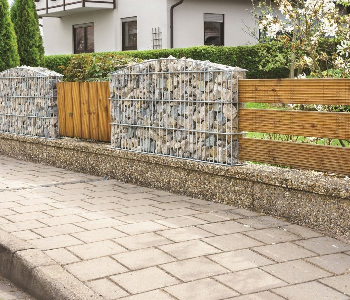 Retaining Wall Gabion Wall